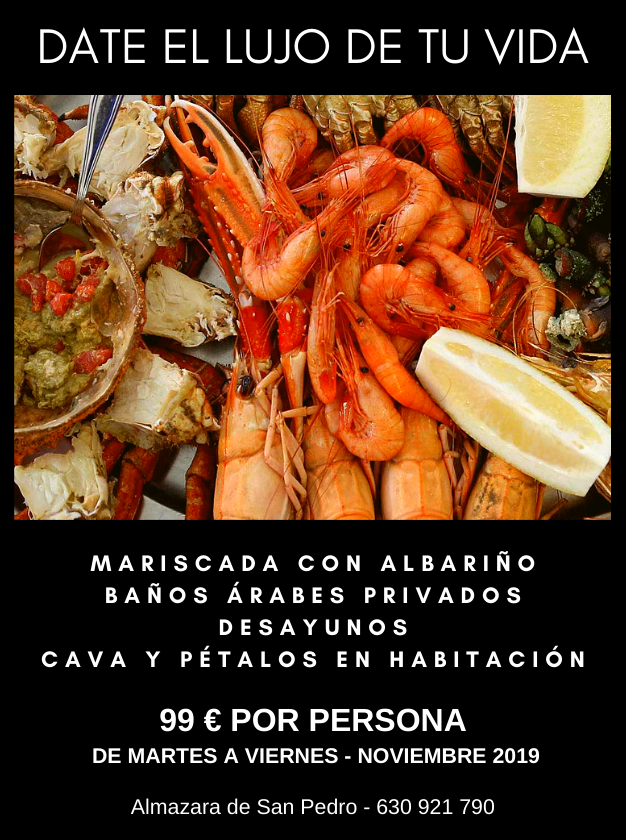 Mariscada gallega